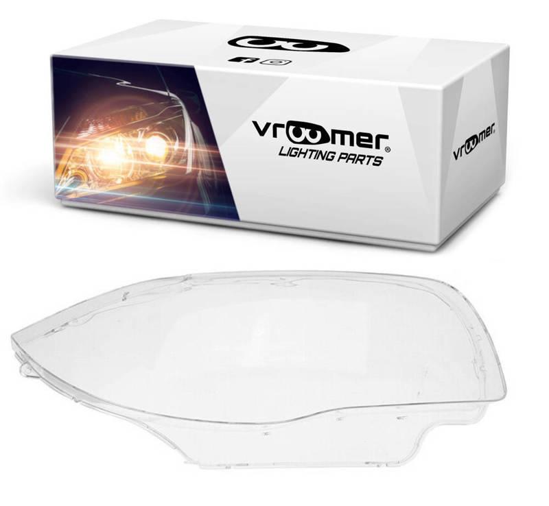 PRAWY KLOSZ SZKŁO DO REFLEKTORA BMW 1 E87